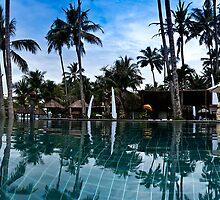 Horizon Pool Candi Dasa Bali by JohnKarmouche