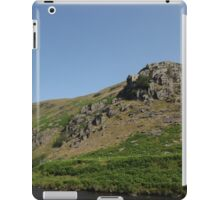 A Craggy Outcrop iPad Case/Skin