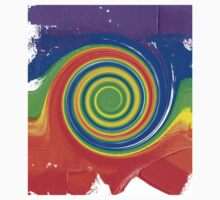 """Energetic Abstractions - """"Colour Blast Twist #4"""" Kids Clothes"""