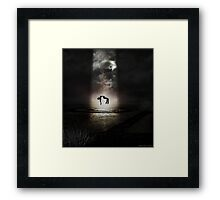 Abduction Framed Print