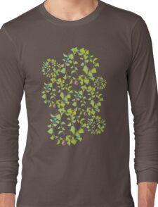 peace flowers Long Sleeve T-Shirt