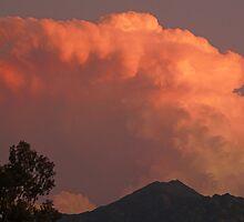 Mock Volcano by Linda Sparks