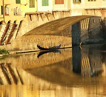 Florence morning by geojas