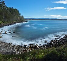 Jones Beach, Mollymook, South Coast NSW by Steve Fox
