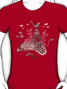 Queen Bee Follow Me T-Shirt