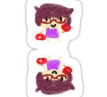 CrabSon Sticker