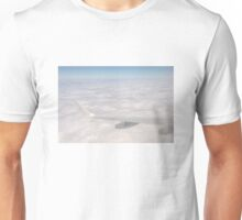 Up, up and away... Unisex T-Shirt