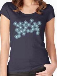 Daisy Dance Women's Fitted Scoop T-Shirt