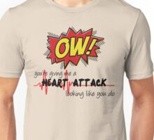 Heart Attack Unisex T-Shirt