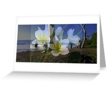 Postcard from Noosa  Greeting Card