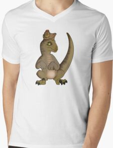 The Amazing Evolving Echo Mens V-Neck T-Shirt