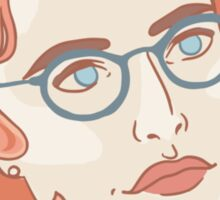 Dana Scully 3 Sticker