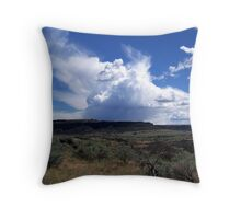 Ancient Lakes Trail #1 Throw Pillow