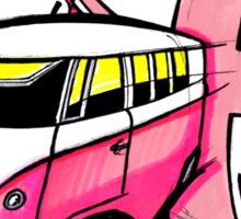 British Splitty, Pink Sticker