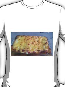 food cooking lasagna  T-Shirt