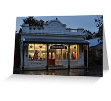 Arrowtown Pharmacy Greeting Card