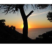 Sunset Cerro Gordo Photographic Print