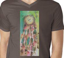 Honey Bee Dreams Mens V-Neck T-Shirt
