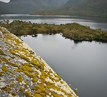 Glacier Rock - Cradle Mountain, Tasmania by Liam Byrne