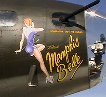 The Memphis Belle by Pointeman1
