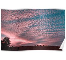 Sunset in Boonah Poster