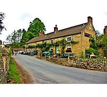 Blacksmiths Arms - Lastingham Photographic Print