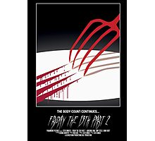 Friday The 13th Part 2 Photographic Print