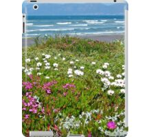 Dune Flowers iPad Case/Skin