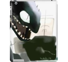What Have You Done iPad Case/Skin