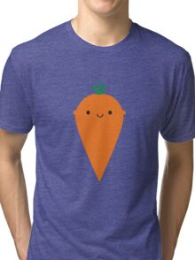 Happy Carrots & Parsnips Tri-blend T-Shirt