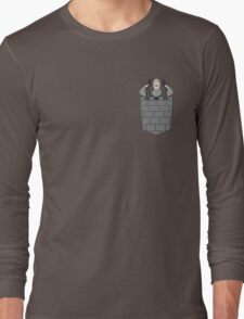 Monty Python French Taunting Guard Long Sleeve T-Shirt