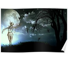 Beckoning By The Moon Poster