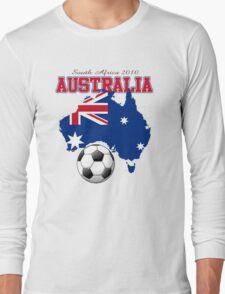 australia world cup Long Sleeve T-Shirt