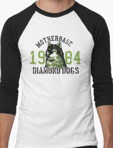 Motherbase Diamond Dogs Men's Baseball ¾ T-Shirt
