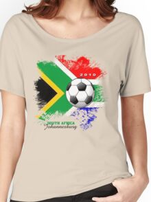 south africa Women's Relaxed Fit T-Shirt
