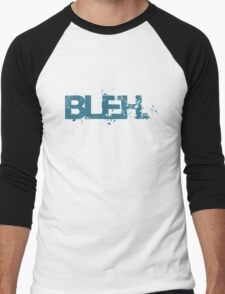 bleh. Men's Baseball ¾ T-Shirt