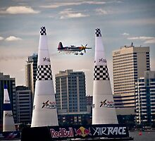 Red Bull Air Race, Straight and Level by amko