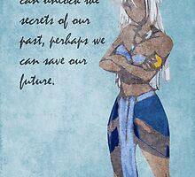 Atlantis inspired design. by topshelf