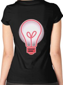 Idea Women's Fitted Scoop T-Shirt