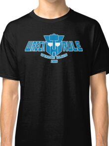 Wreckers: Operation Volcano Classic T-Shirt