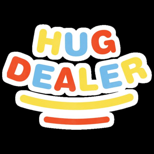 Hug Dealer by Jonah Block