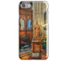 Blessed Virgin Mary iPhone Case/Skin