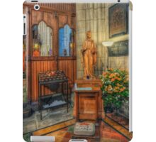 Blessed Virgin Mary iPad Case/Skin