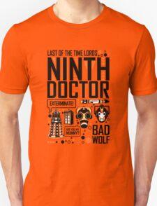 The Ninth Doctor Unisex T-Shirt
