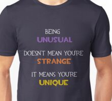 TF2 - You Are Unique Unisex T-Shirt