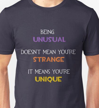 TF2 - You Are Unique Unisex T-Shirt