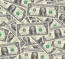 Dollar Bills by morningdance