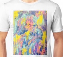 Abstract Pattern Unisex T-Shirt