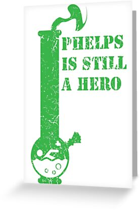phelps is still a hero  by Jonah Block