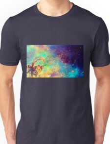 GARDEN OF THE LOST SHADOWS MAGIC BUTTERFLY PLANT Unisex T-Shirt